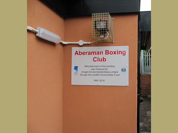 Aberaman Amateur Boxing Club