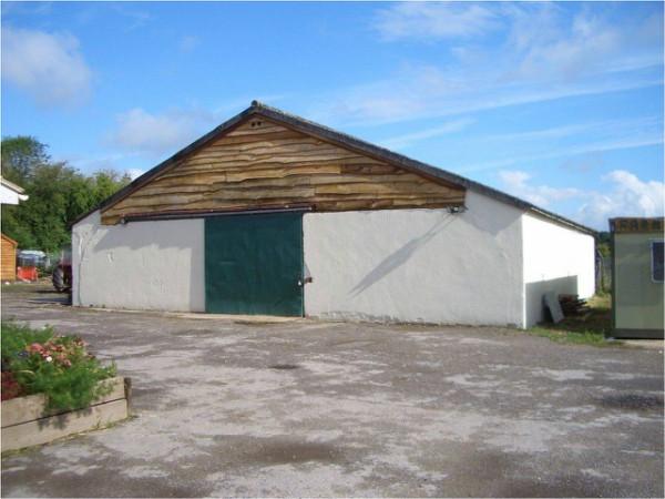 Barn refurbishment