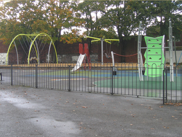 Hailey Park Outdoor Activity Centre. Photo courtesy of Community Funding Resources Ltd.