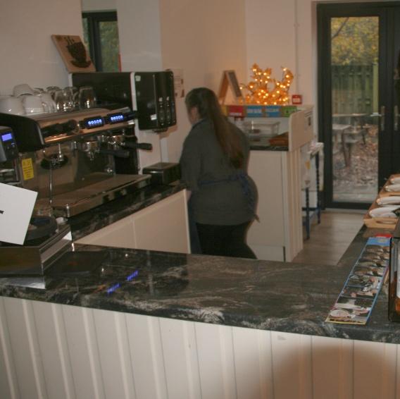 Nest Cafe, The Hamlet. Image courtesy of Enovert Community Trust