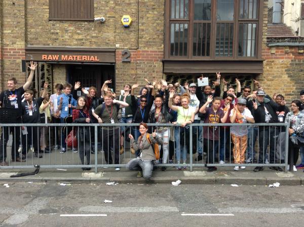 Raw Material, Brixton