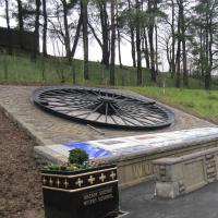 Maerdy Gateway Mining Memorial