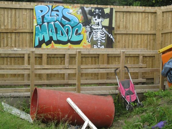 Adventure Playground, Wrexham