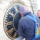 St John the Evangelist, Bexley - restoration of church clocks